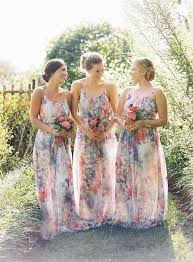 watercolor bridesmaid dresses 27 dreamy watercolor bridesmaids dresses happywedd