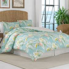 Palm Tree Bedspread Sets Tommy Bahama Beachcomber Citrus Comforter Set Home Decorating