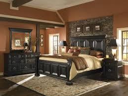 vintage broyhill bedroom furniture black wooden frame three fold