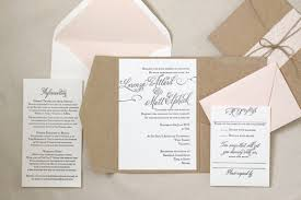 affordable pocket wedding invitations 7 ways to make your letterpress wedding invitations affordable