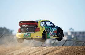 volkswagen beetle side view andretti autosport vw beetle grc racing bug