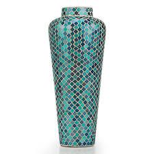 Large Mosaic Vase Cambria Vase Vases Decor Z Gallerie