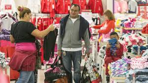 thanksgiving sales 2014 black friday sales down at stores surge online the two way npr