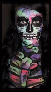 Skeleton Halloween Makeup by 72 Best Makeup By Kolleen Images On Pinterest Halloween Makeup