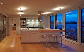 cuisine avec spot petit de maison conceptions en outre eclairage cuisine sous meuble