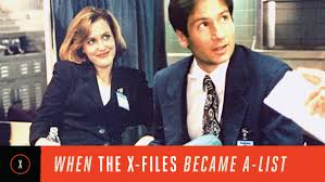when u0027the x files u0027 became a list an oral history of fox u0027s out