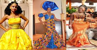 robe africaine mariage robes de mariée en tenue traditionnelle africaine