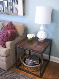 What To Put On End Tables In Living Room Side Tables Living Room For Really Encourage Iagitos
