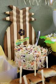 luau party ideas luau party ideas tropical trifle recipe
