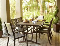 maintain and care for outdoor furniture