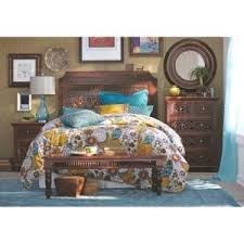 Home Decorators Collection Maharaja Walnut Queen Headboard - Home decorators bedroom