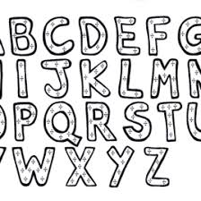 coloring pages preschool coloring pages alphabet az coloring