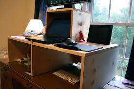 Desk Plans Woodworking Computer Built Into Desk Plans Pallet Wood Furniture Plans Plans