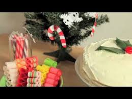 how to decorate a christmas cake youtube