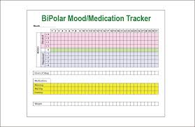 sleep diary etsy printable bipolar other depression tracker monthly mood journal diary chart tracks medication weight and sleep