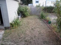 City Backyard Our Small Backyard Makeover Plan Decor Adventures