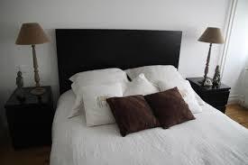 chambre lit decoration chambre avec tete lit visuel 1