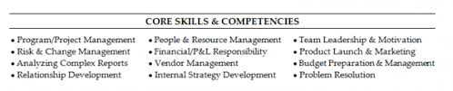 Resume Competencies Examples by How To Customize Your Resume For Each Job Application Flexjobs