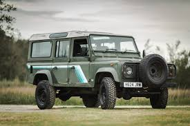 land rover defender 2010 one owner land rover defender 110 tdi u2013 relic imports land rover