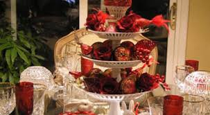 table table decorations for christmas miraculous candle table