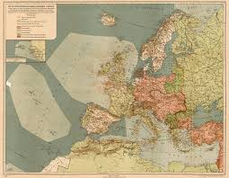 World War 1 Political Map by How Maps Became Deadly Innovations In Wwi