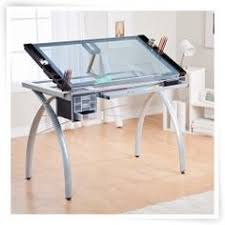 This Solidly Made Tabletop Drawing Table Works As A Portable - Designer drafting table
