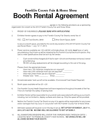 renting a photo booth 11 best images of contract agreement for salon hair salon booth
