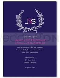 blue wedding invitations printable navy blue wedding invitation template
