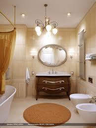 svetlana nezus portfolio ванная в теплых бежевых тонах