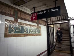 Wall Map Of New York City by Bacteria Map Of New York City Subway Stations Finally Gives Scared