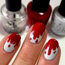 imagenes de uñas decoradas de jalowin uñas decoradas halloween faciles catrinas 6 catrinas10
