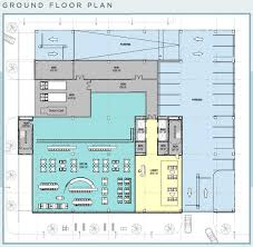office tower floor plan 410 uptown office tower blurs line between downtown and west