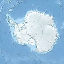 map of antarctic stations mcmurdo station