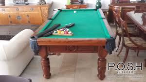 convertible dining pool tables portfolio categories vision fusion