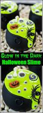 party favors halloween cauldron halloween slime