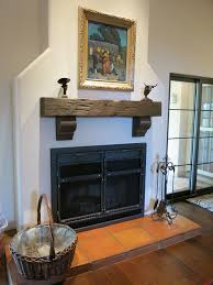 rustic barn beam fireplace mantel hand hewn fireplace mantels