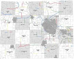 Chelsea Michigan Map by Washtenaw County Road Tax Likely To Appear On November Ballot