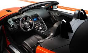 Exotic Car Interior Jaguar F Type Your Source For Exotic Car Information Rentals