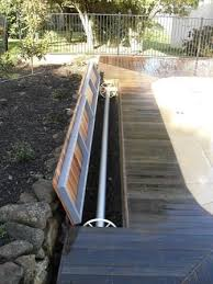 hidden pool cover reel google search bbq and sink pinterest