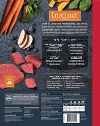 instinct raw frozen medallions all natural beef recipe instinct