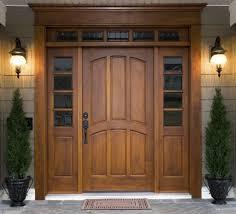 front door designs wood glass front door ideas stylish modern