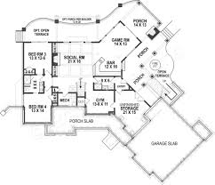 ranch with walkout basement floor plans house plan harmony ranch rustic floor plan mountain house