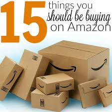 Buy On Amazon by What Should You Buy On Amazon These 15 Things For Starters