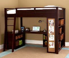 Plans For Bunk Bed With Desk Underneath by Best 25 Loft Bed Desk Ideas On Pinterest Bunk Bed With Desk