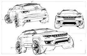 jeep drawing test driving the new jeep compass in portugal that dapper chap