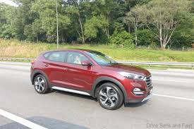 hyundai tucson malaysia hyundai tucson s variants tested drive safe and fast