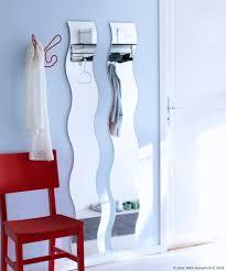 3 ikea krabb wavy full length wall mounted mirrors brighton in