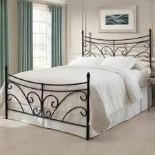 Iron Platform Bed Bed Frames King Metal Platform Bed Wrought Iron Queen Beds