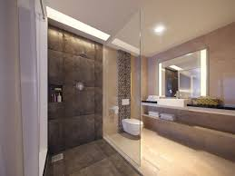 minimalist floating sink also lighted bathroom vanity mirror idea