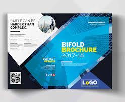 indesign templates free brochure multipurpose indesign brochure template august 17 on behance